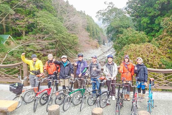 Excursion à vélo dans la vallée d'Iya Brompton