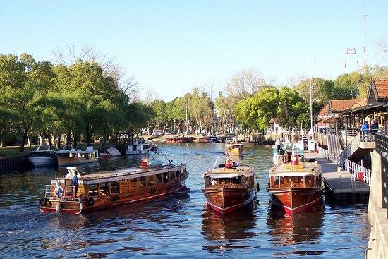 Tour de San Isidro y Delta del Tigre...