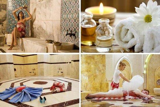 Tour privato di Efeso e bagno turco