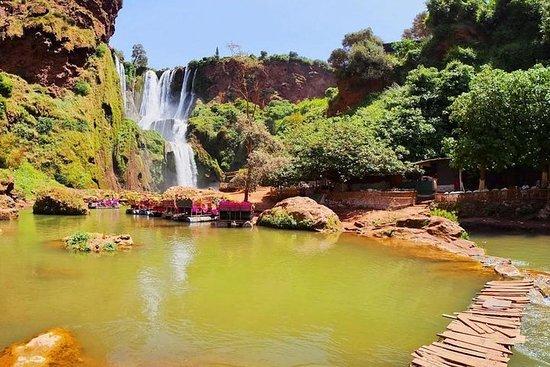 Ouzoud-Wasserfälle 1 Tagesausflug