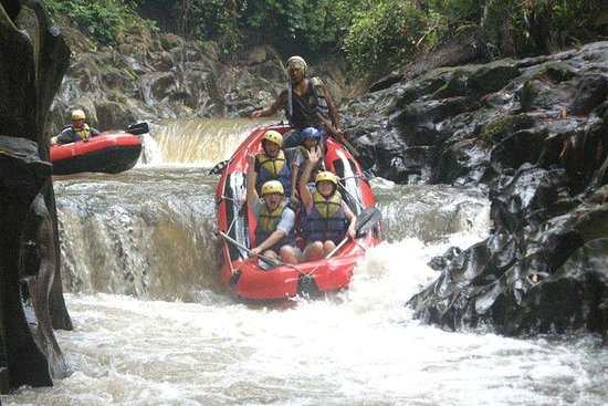 Melangit River Rafting and Hidden...