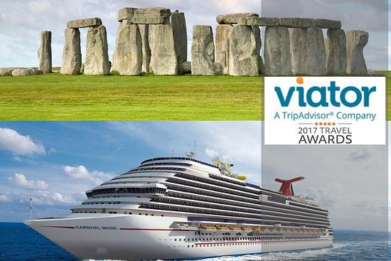 Private transfer to Southampton with a stop at Stonehenge Resmi