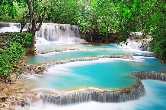 Kuang Si Waterfalls Day Excursion