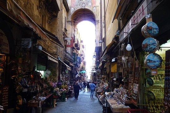 Recorrido a pie por Nápoles con...