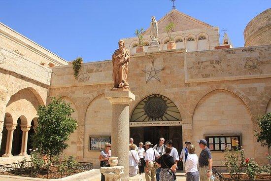 Jerusalem, Bethlehem und Dead Sea...