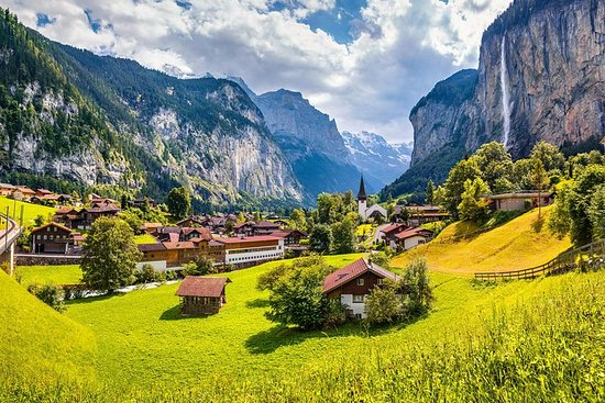 6-Day The Italian Lakes and Swiss...
