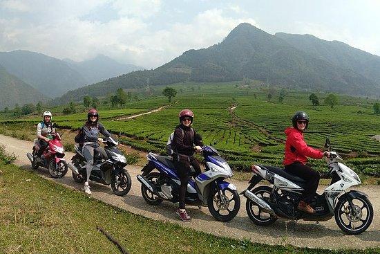 Tour en moto Sapa - 1 día