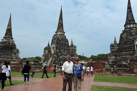 Paquete de 4 días de Bangkok y sus vecinos