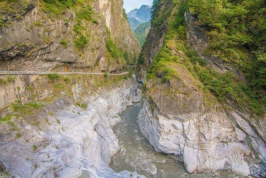 Taroko Gorge Classic Day Tour fra...