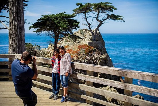 Excursion à Monterey et Carmel avec l'aquarium en option