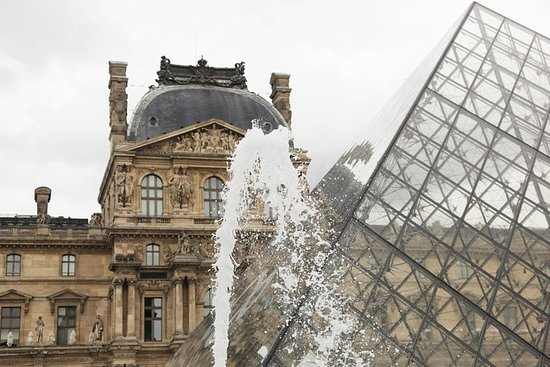 Semi-Private Louvre Museum Tour with Skip-the-Line Entry - Group of 12 max Photo