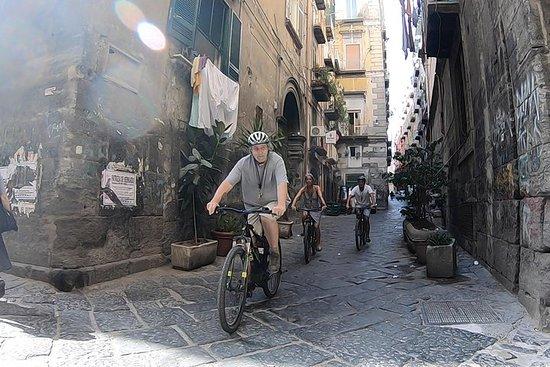 Excursion en vélo électrique au coeur...