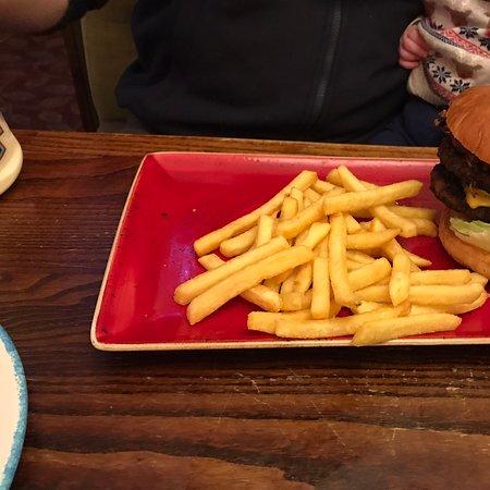 Burger BOGOF well worth it