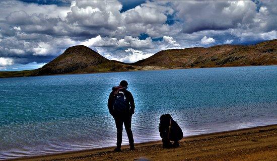 Huancavelica Region, Peru: una  nueva ruta que tienes que visitar laguna azul mas conocido como caribe andino reserva  tus cupos en la agencia qlick travel  RESERVA 📱987841268 📱92II20684 ☎️066-750133