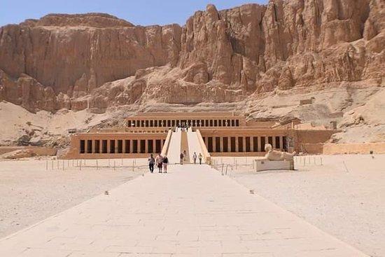 Overdag Luxor fra Hurghada