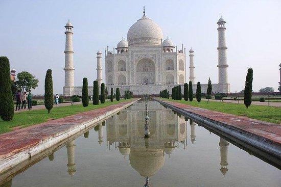 Day Tour Taj Mahal From Bangalore – fotografija