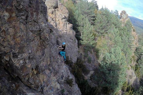 Roca de la Creu Via Ferrata in Vall de Nuria