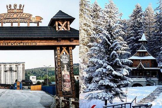 From Krakow: Nestville Whiskey Distillery and Zakopane Tatra Mountains