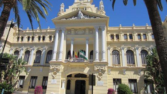 Town Hall Malaga