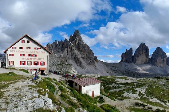 "Dolomites ""Alta Via"" - Multi day private excursion (2 to 6 days)"