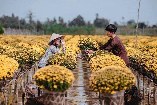 Mekong Delta 3 Days 2 Nights - Tết Holiday (New Year Holiday)