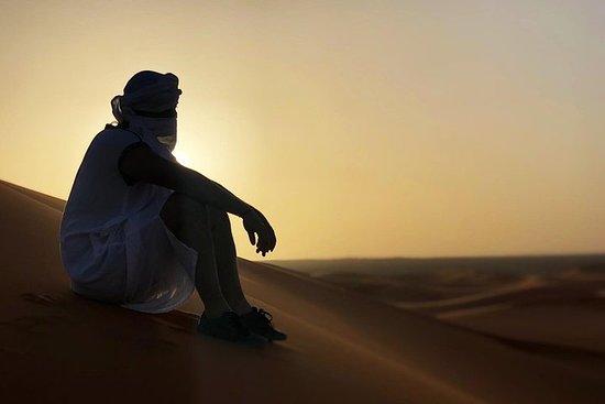 4-Tage geführte Wüstentour ab...