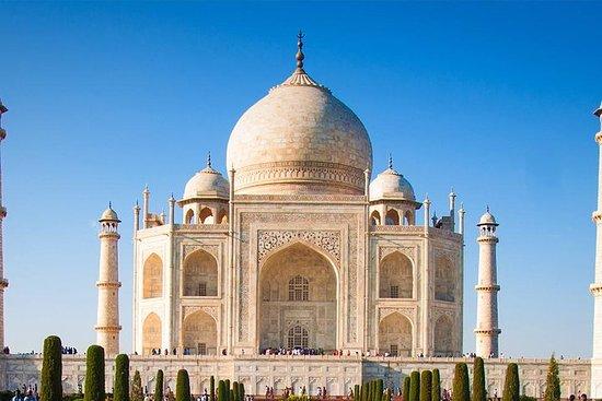 Agra même jour