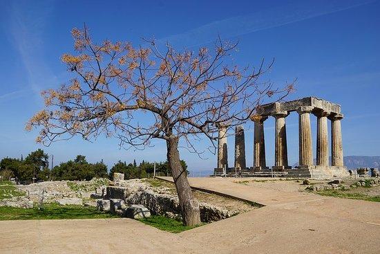 古代科林斯半日私人之旅
