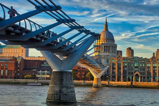 Privat rundtur i London