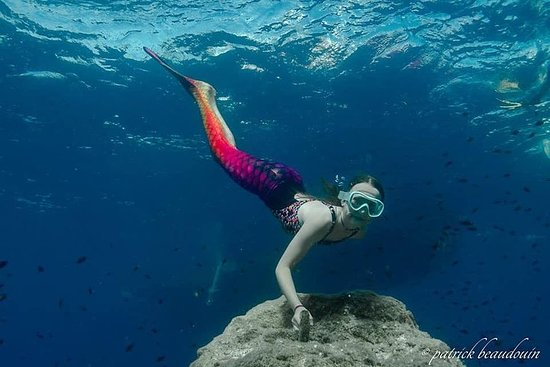 Nuoto come una sirena