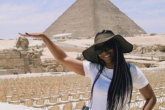 Heldagstur til Giza-pyramidene Sfinx...