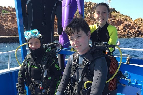 Discovery discovery Scuba diving 30 minutes at sea