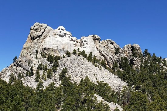 Excursão privada ao Monte Rushmore, Crazy Horse e Custer State Park