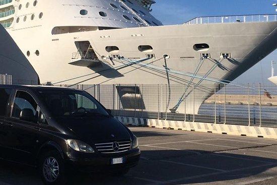 Post-Cruise Private Tour from Civitavecchia Port to Rome – fotografia