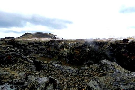 Explore the Pit of Fire in Leilani Estates & Fissure 8 (Hawaii)