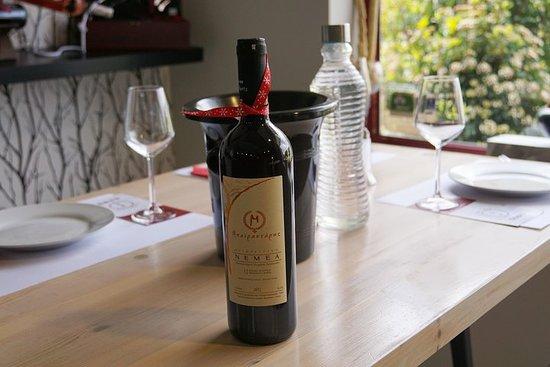 美酒之路私人一日游:科林斯-古代尼米亚&品酒