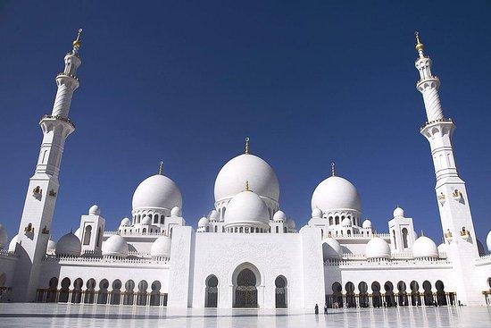 Abu Dhabi Day Tour da Dubai
