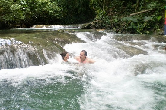 Mayfield Falls River Walk Tour from Negril