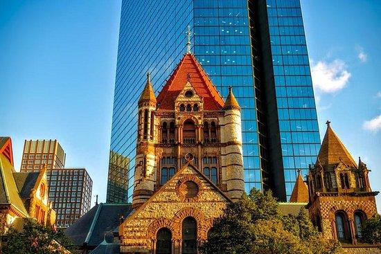 Preview Boston Mini-Bus Tour