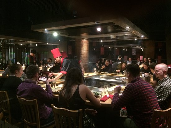BENIHANA, London Omdömen om restauranger Tripadvisor