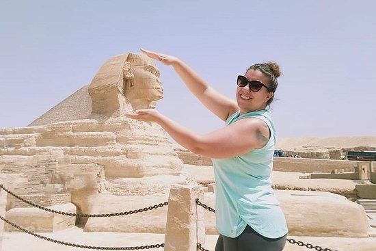 privat tur til Giza-pyramider og...