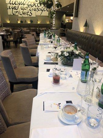Hochzeitsfeier im Sophia's Restaurant & Bar