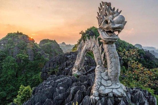 À descoberta da caverna de Mua - Trang...
