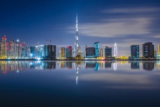 Фотография Dubai CIty Night Tour - See City of Lights in Evening with Professional Guide