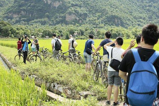 Mai Chau-tur med heldag från Hanoi ...