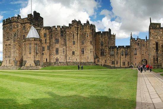 1 día de Alnwick Castle, Northumberland...