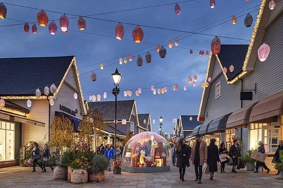 Bicester Village par Shopping Express au départ de Londres