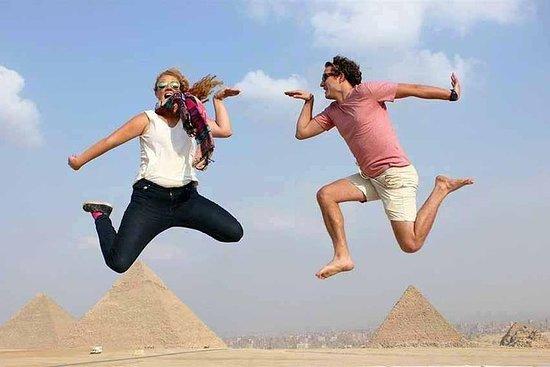 Giza pyramider, Sakkara, Memphis...