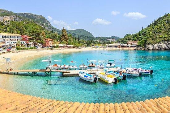 私人旅遊:Paleokastritsa和科孚鎮