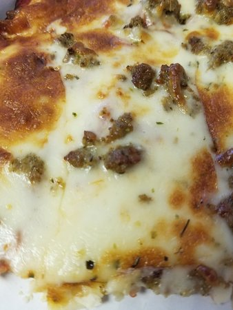 Imperial, MO: Hamburger pizza